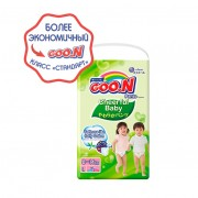 Тайские трусики GOON Cheerful Baby L (8-14 кг) 48 шт