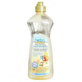 Babyline Натуральное детское моющее средство для детской посуды, фруктов и овощей 500 мл