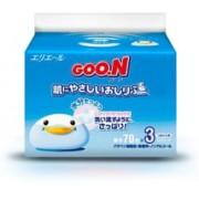 Goon Гун салфетки влажные (сменный блок) 70 шт