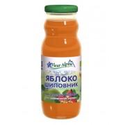 Fleur Alpine Сок Яблочно-шиповниковый с 5 мес 0,2 л