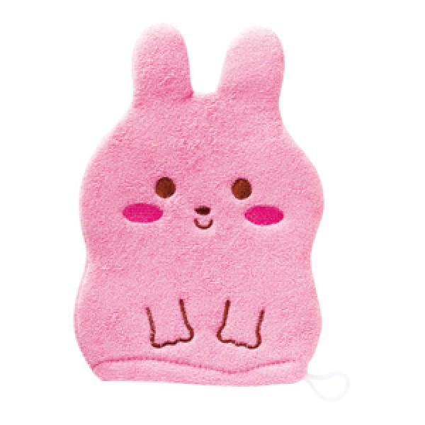 KOKUBO Детская мочалка-рукавичка Кролик