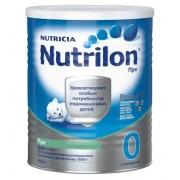 Nutrilon Pre 0 400 гр, до 1800-2000 г  массы тела.