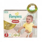 Pampers Трусики Premium Care pants 3 (6-11 кг) 28 шт