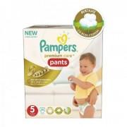 Pampers Трусики Premium Care pants 5 (12-18 кг) 20 шт