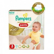 Pampers Трусики Premium Care pants 3 (6-11 кг) 56 шт