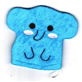 KOKUBO Детская мочалка-рукавичка Слонёнок