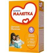 Детское молочко Малютка-4 с 18 мес 350г
