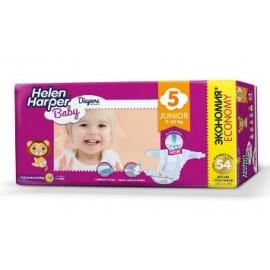 Helen Harper Baby Подгузники junior (11-25 кг) 54 шт
