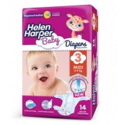 Helen Harper Baby Подгузники midi (4-9 кг) 14 шт