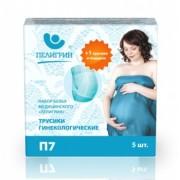 Пелигрин Набор одноразовых гинекологических трусиков 5 шт