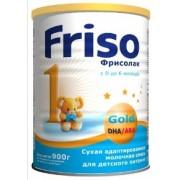 Frisolac Фрисолак Молочная смесь 1 Gold 0-6 мес 900г