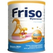 Frisolac Фрисолак Молочная смесь 2 Gold 6-12 мес 900г