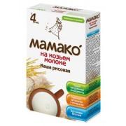 МАМАКО Каша Рисовая на козьем молоке с 4 мес 200 г