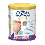 Агуша Gold-1 0-6 мес 400г