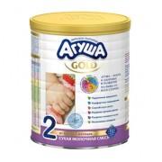 Агуша Gold-2 6-12 мес 400г