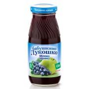 Бабушкино лукошко Сок Яблоко-Черника осветленный с 5 мес 200 мл