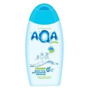 AQA baby Крем-гель для купания малыша 0+ мес 250 мл
