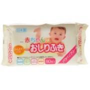 iPLUS Влажные салфетки для новорожденных мягкие 80 шт