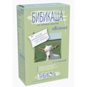 БИБИКАША на козьем молоке Овсяная с 5 мес 250г