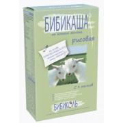 БИБИКАША на козьем молоке Рисовая с 4 мес 250г