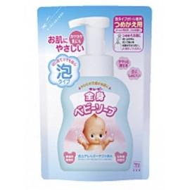 COW (Кьюпи) Детское жидкое мыло-пенка сменный блок 350 мл