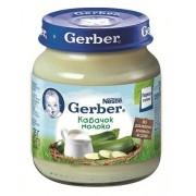 Gerber Пюре Кабачок с молоком с 5 мес 125г