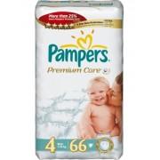 Pampers Подгузники Premium Care 4 (7-14 кг) 66 шт