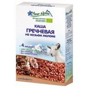 Fleur Alpine Каша на козьем молоке Гречневая с 4 мес 200г