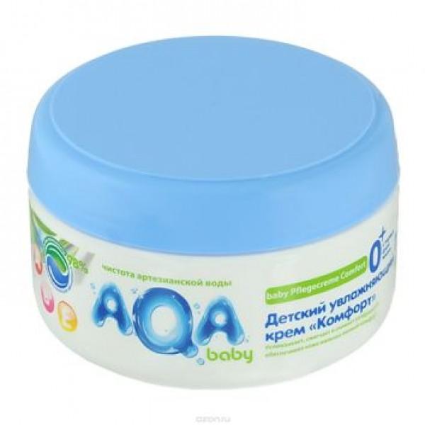 AQA baby Крем увлажняющий