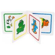 Canpol Babies Мягкая книжечка-пищалка изменяющая цвет