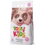 TOBBI KIDS Стиральный порошок для детей 2,4 кг 0-12 мес