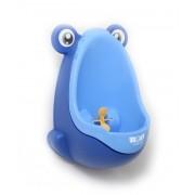 ROXY KIDS Писсуар для мальчиков с прицелом Лягушка (синий-голубой)