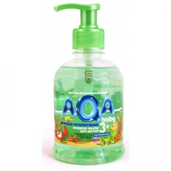 AQA baby Жидкое мыло для детей