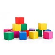 ТОМИК Кубики цветные 20 шт