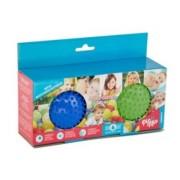 Pic nMix Набор массажно-игровых мячей (синий, зеленый)