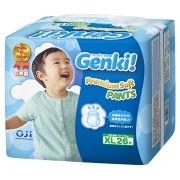 Японские трусики Genki XL (12-17 кг) 26 шт