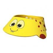 ROXY KIDS Козырек защитный для мытья волос (желтый)