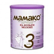 МАМАКО Молочко с бифидобакреиями на козьем молоке 3 12+ мес 400г