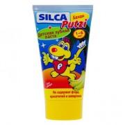 SILCA Putzi Зубная паста со вкусом банана (без фтора) с 1 до 6 лет 50 мл