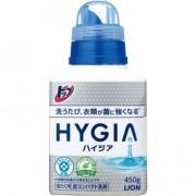 LION Жидкое антибактериальное средство для стирки HYGIA (концентрат) 450г