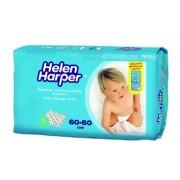 Helen Harper Детские одноразовые впитывающие пеленки 60х60 см 5 шт