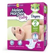 Helen Harper Baby Подгузники mini (3-6 кг) 16 шт
