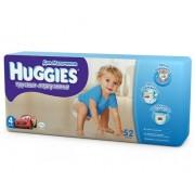 Трусики-подгузники Huggies для мальчиков 4 (8-14 кг) 52 шт