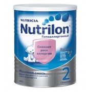 Nutrilon Нутрилон 2 Гипоаллергенный с 6 мес 400г