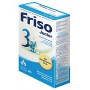 Friso Молочный напиток Junior 3 от 1 до 3 лет 400г картонная коробка