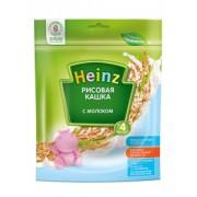 Heinz Каша молочная Рисовая с 4 мес 250г