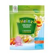 Heinz Каша молочная Овсяная с персиком с 5 мес 250г