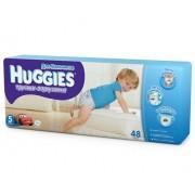 Трусики-подгузники Huggies для мальчиков 5 (13-17) 48 шт