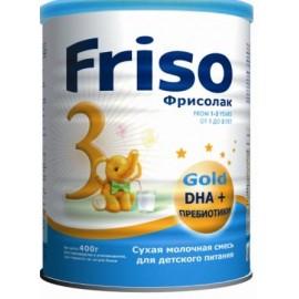 Frisolac Фрисолак Молочный напиток 3 от 1 до 3 лет 400г