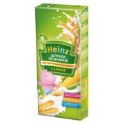Heinz Детское печеньице 6 злаков 180г c 6 мес